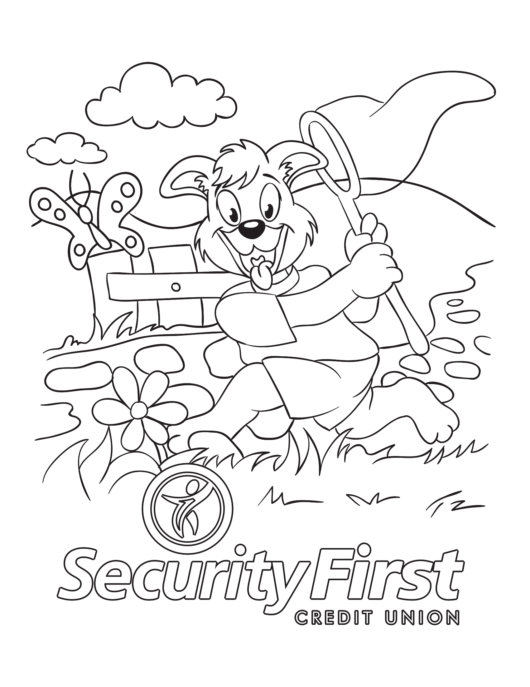 kids club coloring pages - photo#39